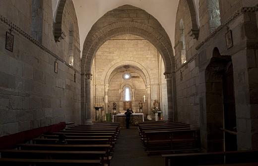 Iglesia de Santa Marta de Tera
