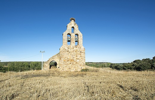 Ruinas Iglesia de Santa Bárbara